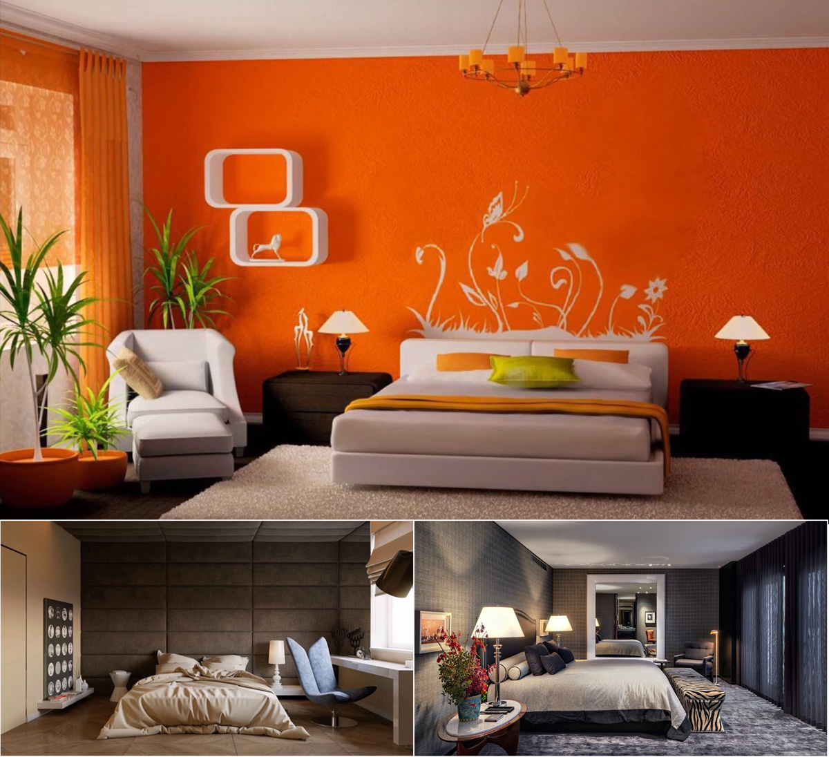 Idea Without Investing Too Much Money Dark Cozy Room Rich Schemes With Jewel Tones Make Your Bedroom Space The