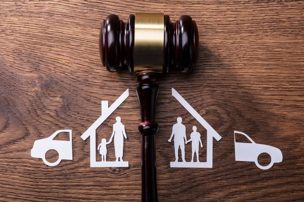 Tips on How to Divide Assets in Divorce