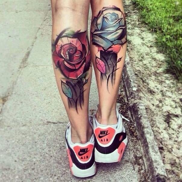 leg tattoo design ideas