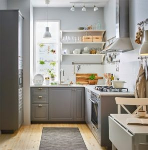 10 Creative Small Kitchen Design Ideas