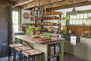 10 Beautiful Farmhouse Style Kitchen Design Ideas