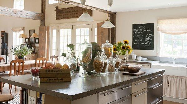 Farmhouse Style Kitchen Designs