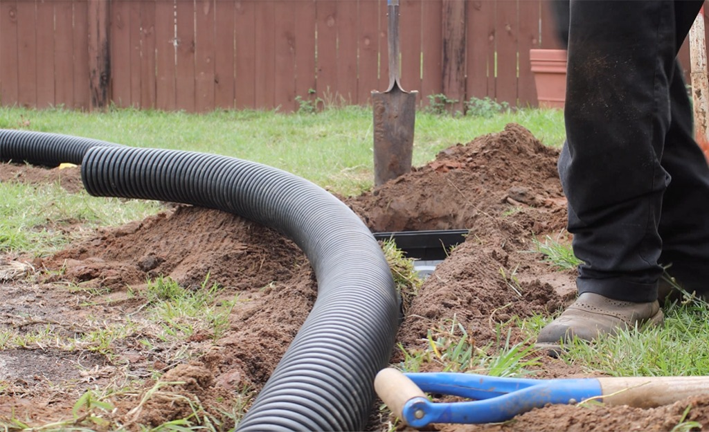 French Drain And How Does It Work