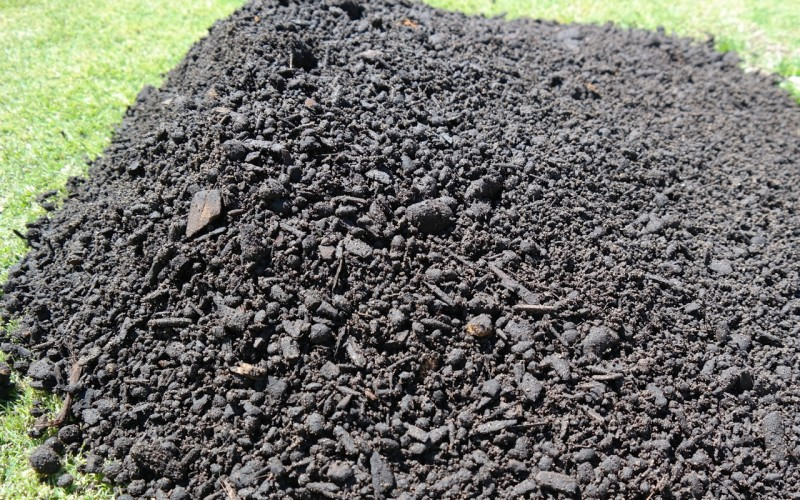 How to add zeolite to soil
