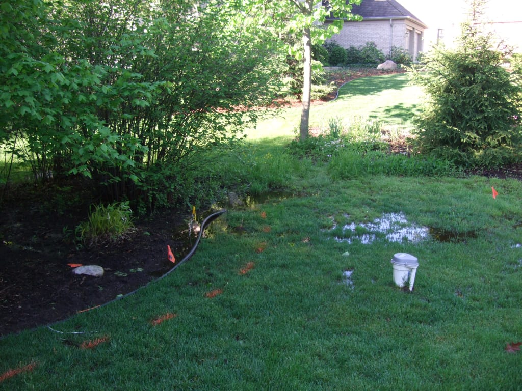 How To Correct Yard Drainage Problems