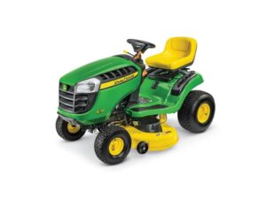 John Deere E110 Riding Mower Review