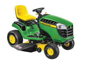 John Deere E120 Riding Mower Review