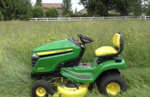 John Deere X350-48 In. Lawn Tractor Review