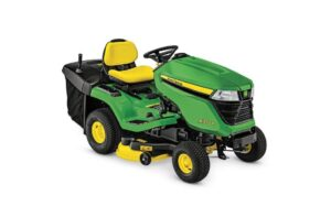 John Deere X350R Lawn Tractor Review