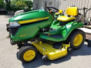 John Deere X570 Lawn Tractor Review