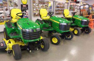 John Deere X734 Lawn Mower Review
