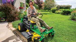 John Deere Z335M Zero-Turn Lawn Mower Review