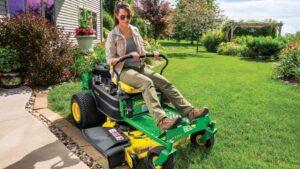 John Deere Z335M Zero-Turn Lawn Mower Review
