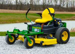 John Deere Z355R Zero-Turn Lawn Mower Review