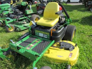 John Deere Z375R Zero-Turn Lawn Mower Review