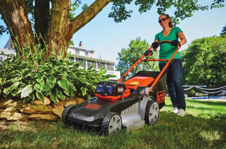 Black+Decker CM2060C Battery Lawn Mower Review