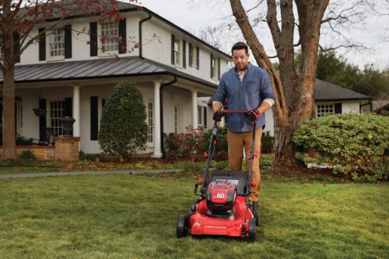 Craftsman V60 CMCMW260P1 Battery Lawn Mower Review