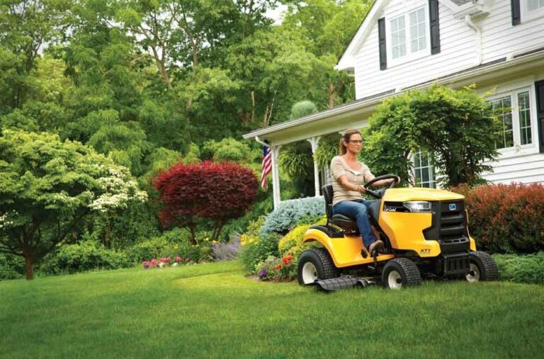 Cub Cadet XT1 LT46 Riding Lawn Mower Review
