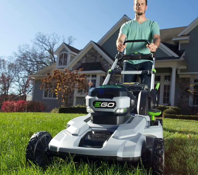 Ego LM2101 Battery Lawn Mower Review