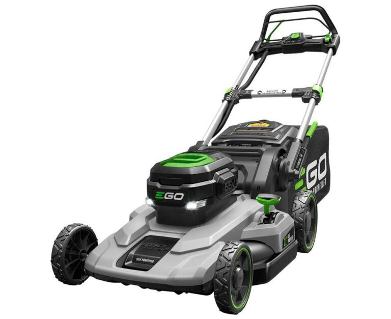 Ego LM2102SP Battery Lawn Mower Review