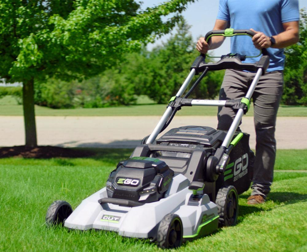 Ego LM2135SP Battery Lawn Mower Review