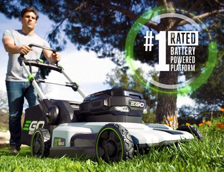 Ego LM2142SP Battery Lawn Mower Review