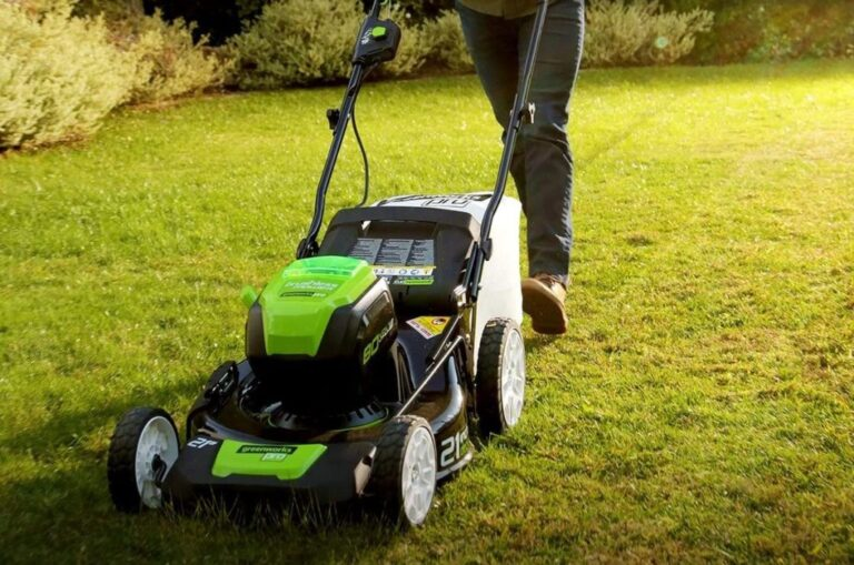 GreenWorks MO60L410 Battery Lawn Mower Review