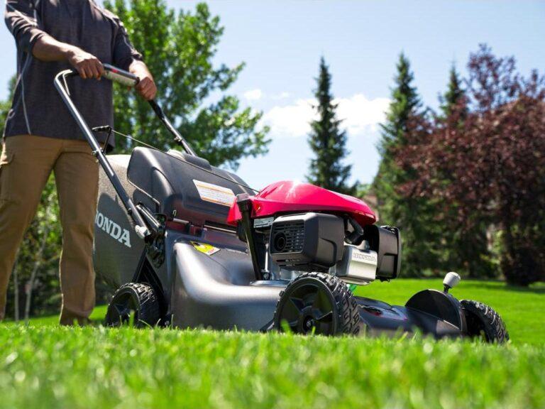 Honda HRN216VKA Gas Lawn Mower Review