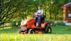 Husqvarna YTH18542 Riding Lawn Mower Review