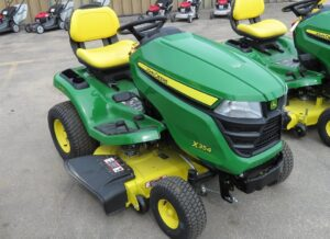 John Deere X354 Lawn Tractor with 42-in. Deck Review