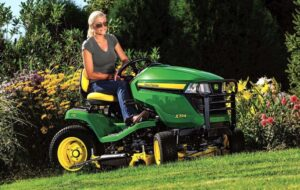John Deere X394 Lawn Tractor Review
