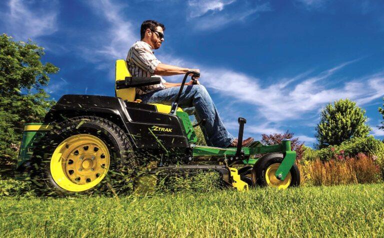 John Deere Z540R Zero-Turn Lawn Mower Review