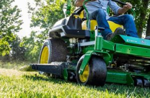 John Deere Z730M Zero-Turn Mower Review