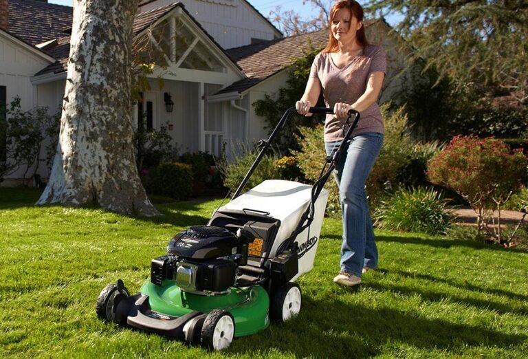 Lawn-Boy 17734 Gas Lawn Mower Review