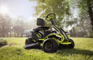 Ryobi R48110 Riding Lawn Mower Review