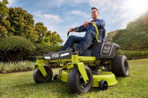 Ryobi RY48ZTR100 Zero-Turn Lawn Mower Review