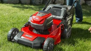 Snapper 1687884 Battery Lawn Mower Review