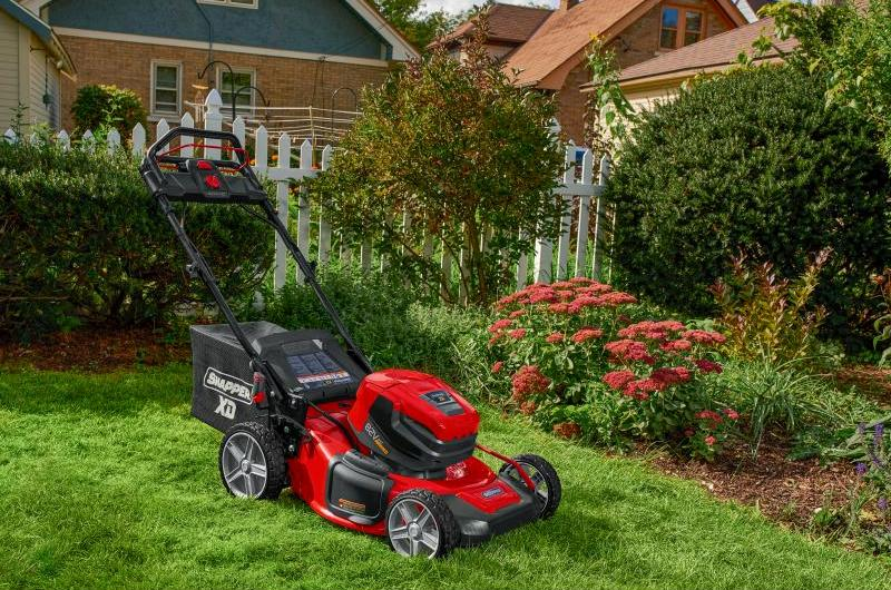Snapper 1687982 Battery Lawn Mower Review