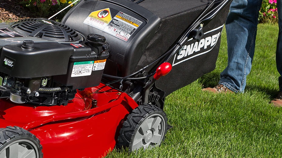 Snapper SP80 12BVB2A2707 Gas Lawn Mower Review