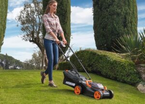 Worx WG779 Battery Lawn Mower Review
