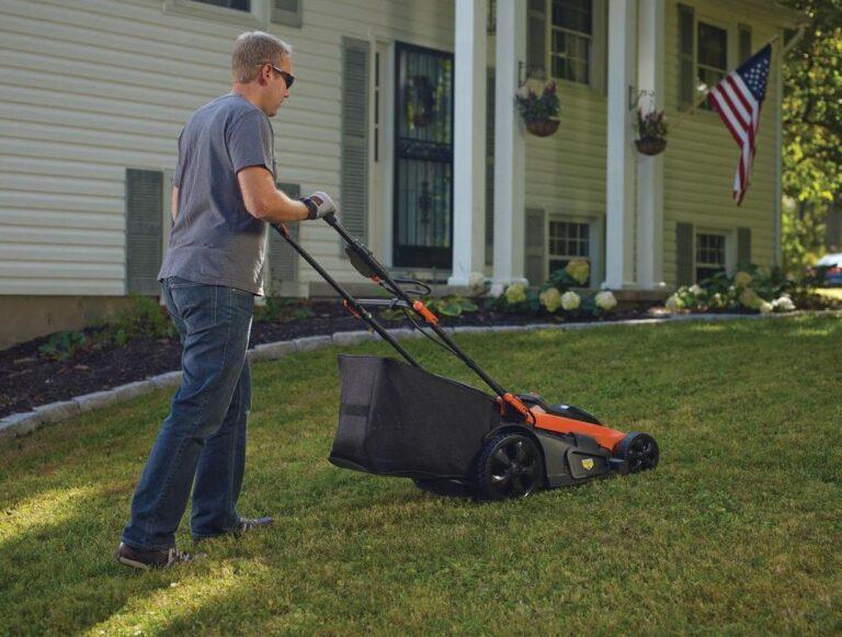 Black+Decker CM2040 Battery Lawn Mower Review