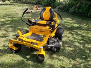 Cub Cadet Ultima ZT1-50 Zero-Turn Lawn Mower Review