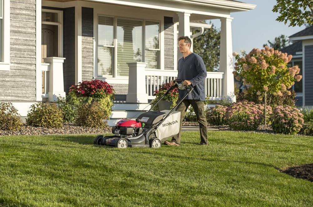 Honda HRX217K5VKA Gas Lawn Mower Review