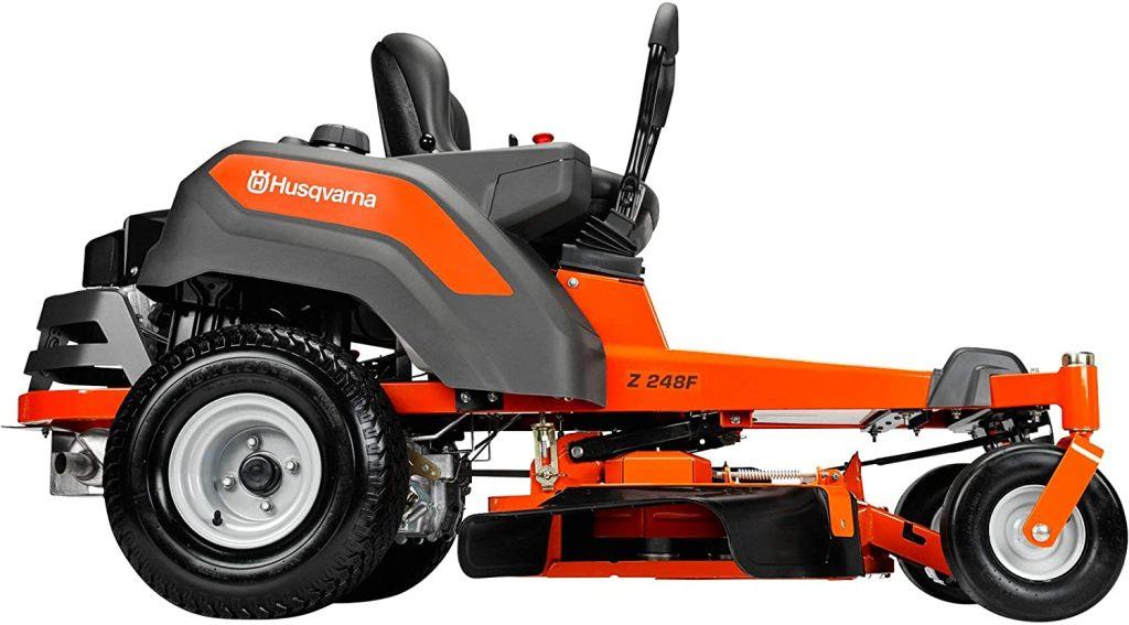 Husqvarna Z242F Zero-Turn Lawn Mower Review