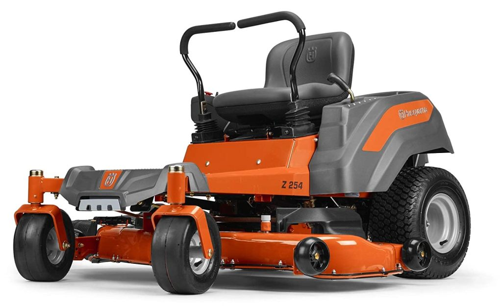 Husqvarna Z254 Zero-Turn Lawn Mower Review