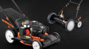 Remington RM110 Gas Lawn Mower Review