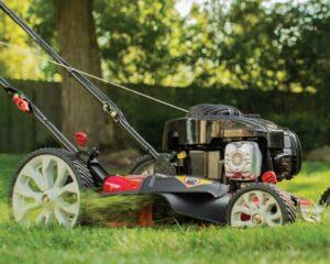 Troy-Bilt TB 230 Gas Lawn Mower Review