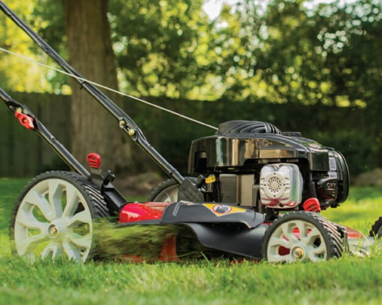 Troy-Bilt TB 230 Gas Lawn Mower Review