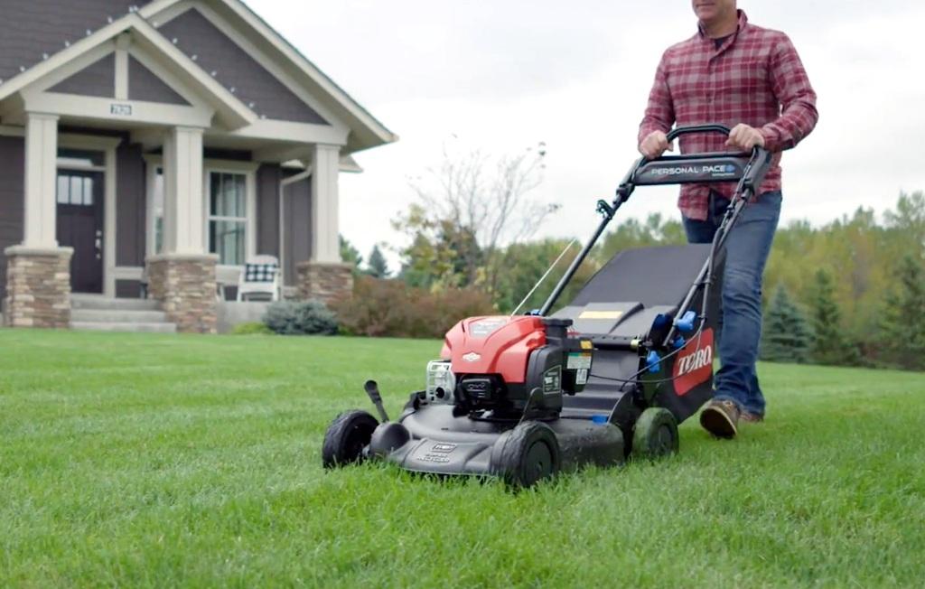 Toro 20377 Gas Lawn Mower Review