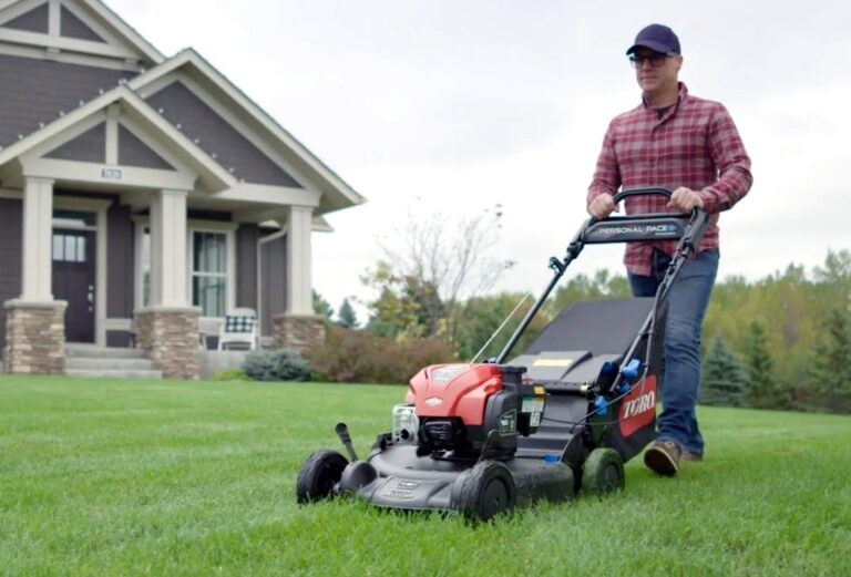 Toro 20377 Gas Lawn Mower Review